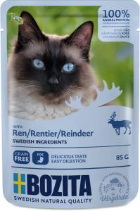 Bozita katt Ren i sås 85g