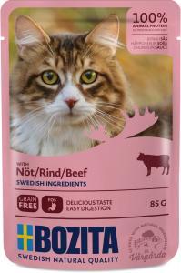 Bozita katt Nötkött i sås 85g