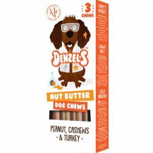 Denzel's Nut Butter tuggben, 3 stk.