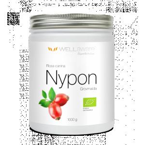 WellAware Eko Nyponpulver 1 kg 6-pack
