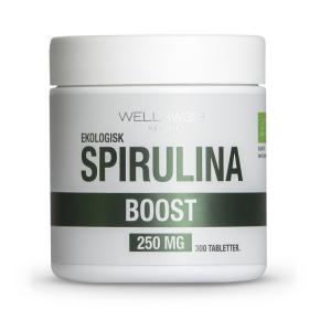 WellAware EKO Spirulina tabletter, 6-pack