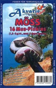 Fryst mus pinkis (ca 1,2-2g) 16 st
