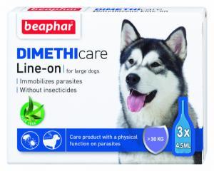 beaphar Flea & Tick Line On Large dog 3*4,5ml