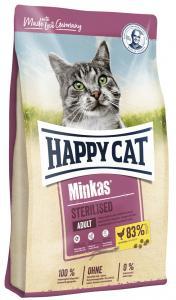 HappyCat Minkas, sterilised. Fågel, 10kg