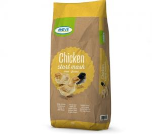Aveve 259, Chicken Start Mash, 4 kg