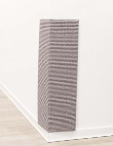 Klösbräda XXL för vägg/hörn, 38 × 75 cm, grå