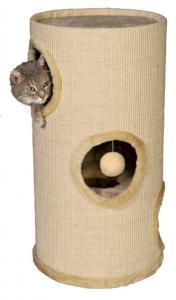 Klösmöbel Samuel Cat-Tower 37x70 cm, 3-våningar, Beige