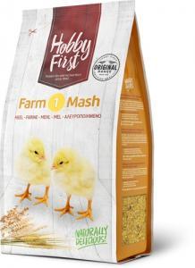 Hobby First, Farm 1 Mash - Startmjöl 4 kg