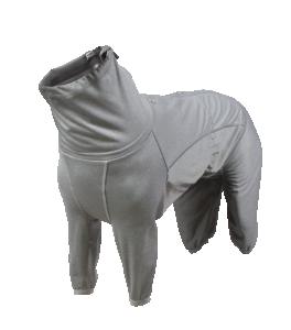 Hurtta Body Warmer 55M carbon grey