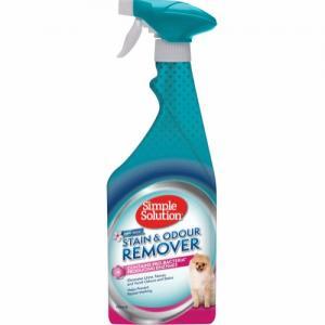 Simple Solution Fläck & luktborttagare Spring Breeze, 750 ml