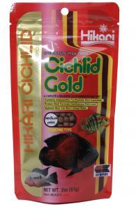 Hikari Ciklid Gold Färg Medium 57g