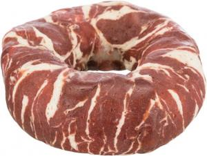 Denta Fun Marbled Beef Chewing Ring. Bulk ø 10 cm, 110 g