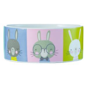 Matskål Pawtrait- kanin