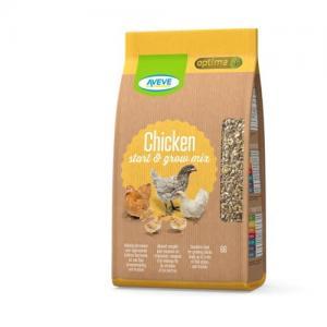 Aveve 66 Chicken Start/Grow Mix 4kg
