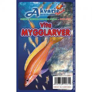 FRYST VITA MYGG BLISTER 100G