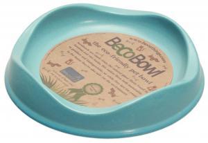 Beco matskål Blå från växtfibrer 13,6x3cm