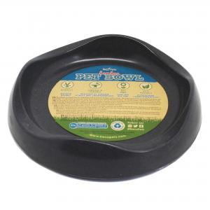 Beco matskål Grå från växtfibrer 13,6x3cm