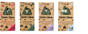 Green Bone Lavendel 8 rullar/ 120 Påsar