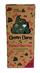 Green Bone Refill Stor Forest 21 rullar/ 315 påsar