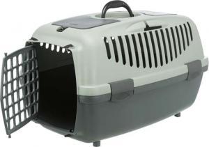 Be Eco Capri 1 transportbur, XS: 32 × h31 × 48 cm, antracit/grå-grön