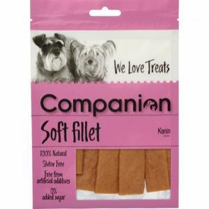 Companion Soft fillet - Kanin, 80g
