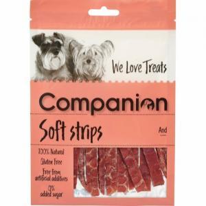 Companion Soft strips - Anka, 80g