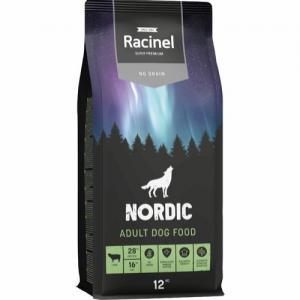 Racinel Nordic Adult, No Grain, Lamb 12 kg