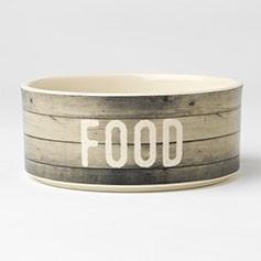 """Farm Dog FOOD Bowl 6"""""""