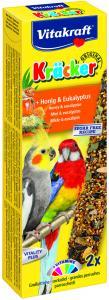 Kräcker Honung & Eukalyptus 2-pack, Parakit