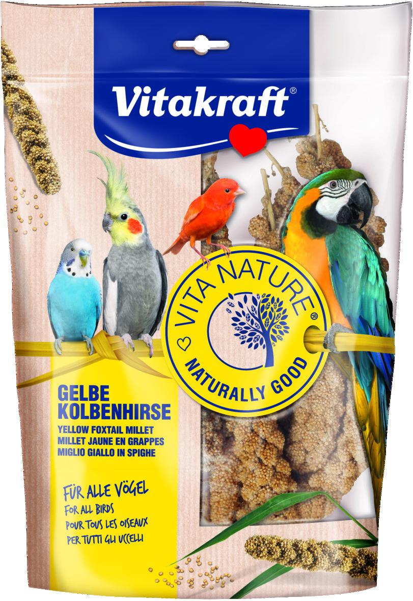 Vita Nature Hirskolvar 300g, Alla fåglar