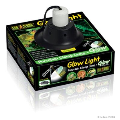GLOWLIGHT M 21.9x21.9x16.3CM EXOTERRA E2