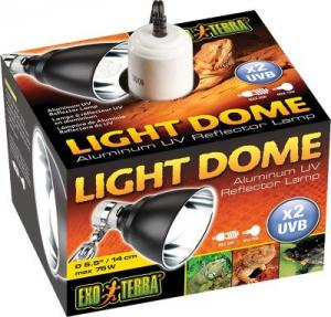 LIGHT DOME EXOTERRA14CM