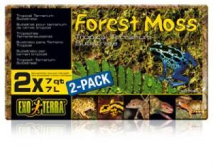 FOREST MOSS 7L EXOTERRA TERRARIEMOSSA