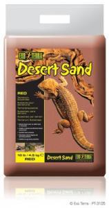 DESERT SAND RÖD 4.5KG EXOTERRA