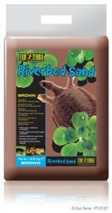 RIVERBED SAND BRUN 4.5KG EXOTERRA