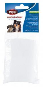 Absorberande inlägg för hanhundsskydd, L, 10 st.
