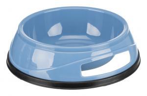 Matskål i plast, 0,3 l/ø 12 cm, blandade