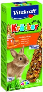 Kräcker Honung & Dinkel 2-pack, Kanin