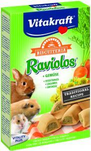 Raviolos 500g, Alla Gnagare