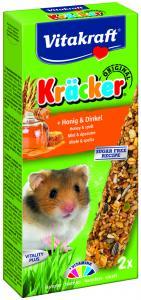 Kräcker Honung & Dinkel 2-pack, Hamster