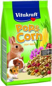 Pop & Corn 200g, Alla gnagare