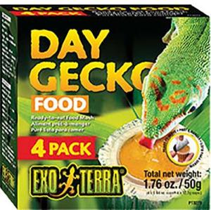 DAY GECKO FOOD 50GR4ST EXOTERRA
