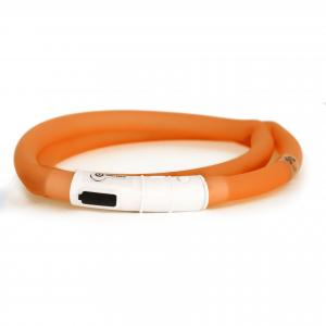 LED-ring silicon orange