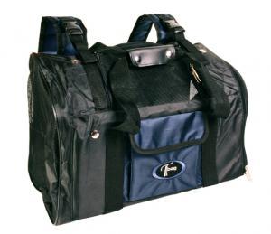 Transportryggsäck upp till 8 kg Svart/Blå