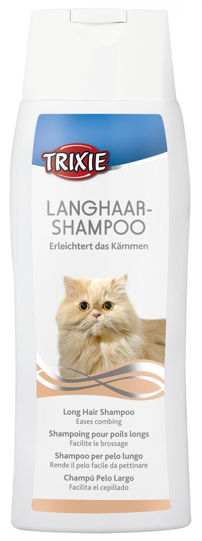 Långhårschampo till katt, 250 ml