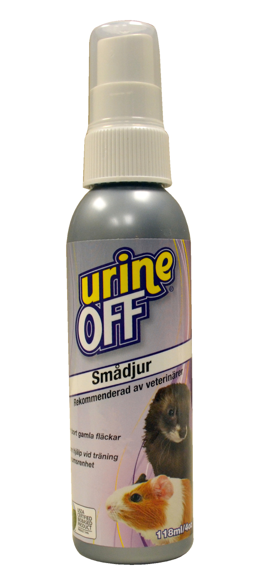 Urine Off Small Animals 118ml