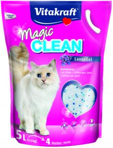 Magic Clean 5liter, Lavendel, Katt