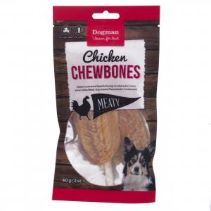 Chicken Chewbones 60g/3st