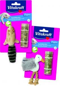Fiskmås/Ekorre m Cat-Niprefill