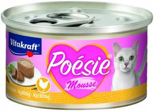 Poesie Mousse Kyckling, Katt